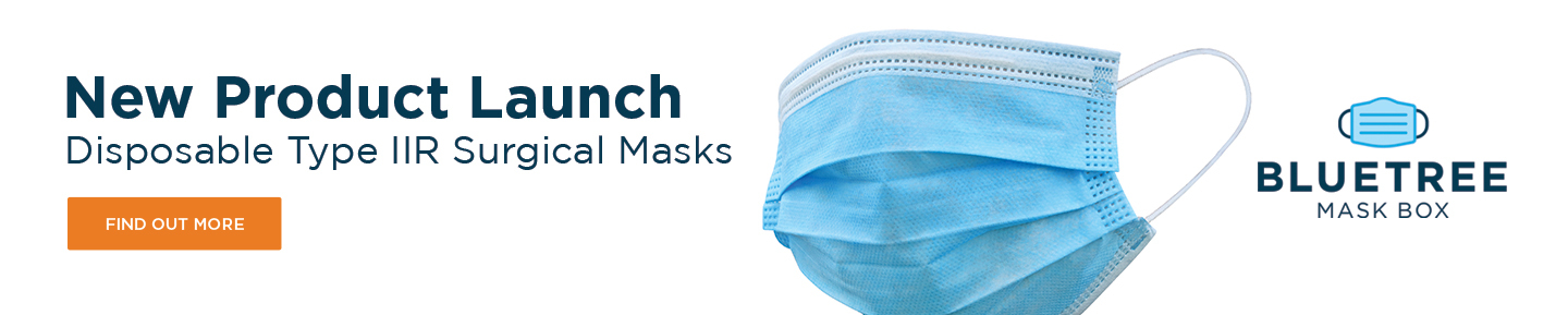 Surgical Masks Launch