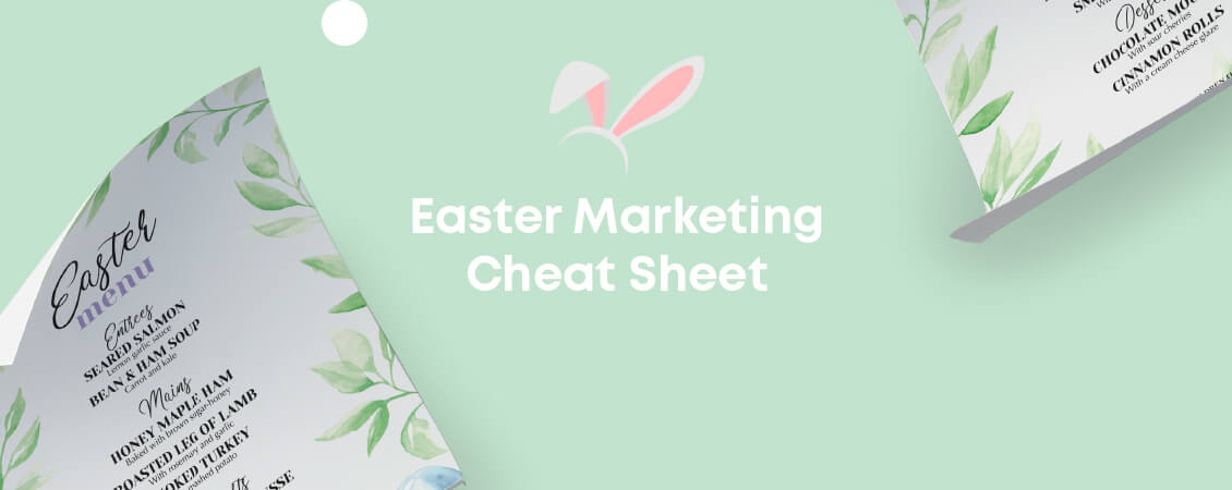 Easter Marketing Cheat Sheet