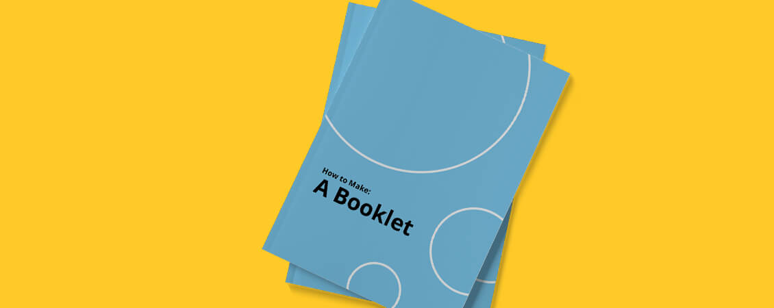 How to Make a Booklet in Word or Publisher