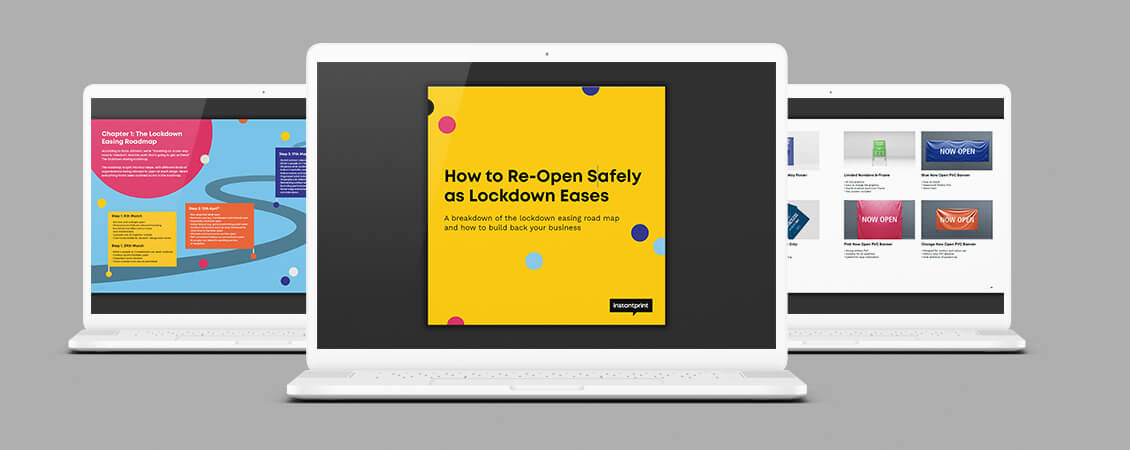 Free eBook: How to Re-Open Your Business After Lockdown