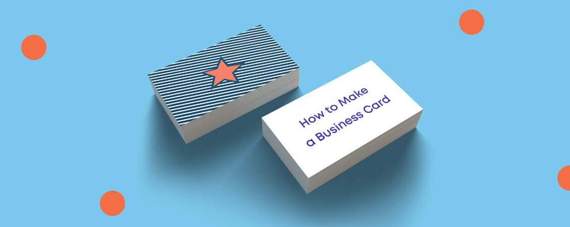 How to Make Business Cards