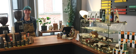 Business Showcase: Foundry Coffee Roasters