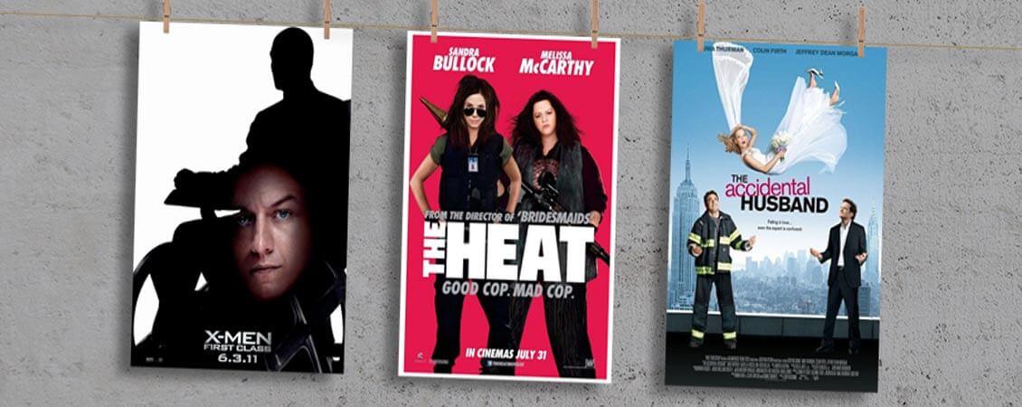 2010s MOVIE POSTERS M S A3 A4 Size Photo Print Film Cinema Wall Fan Art
