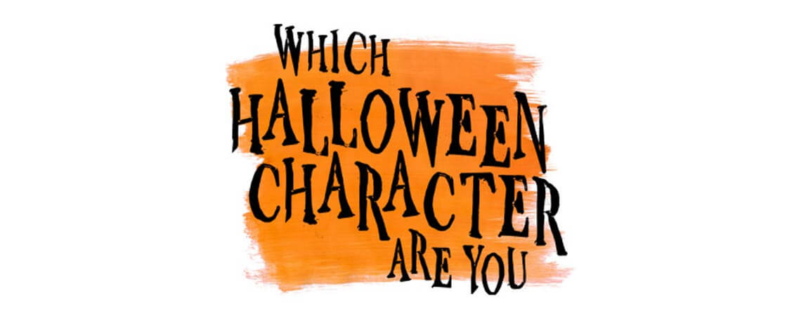 Which Halloween Character Are You?