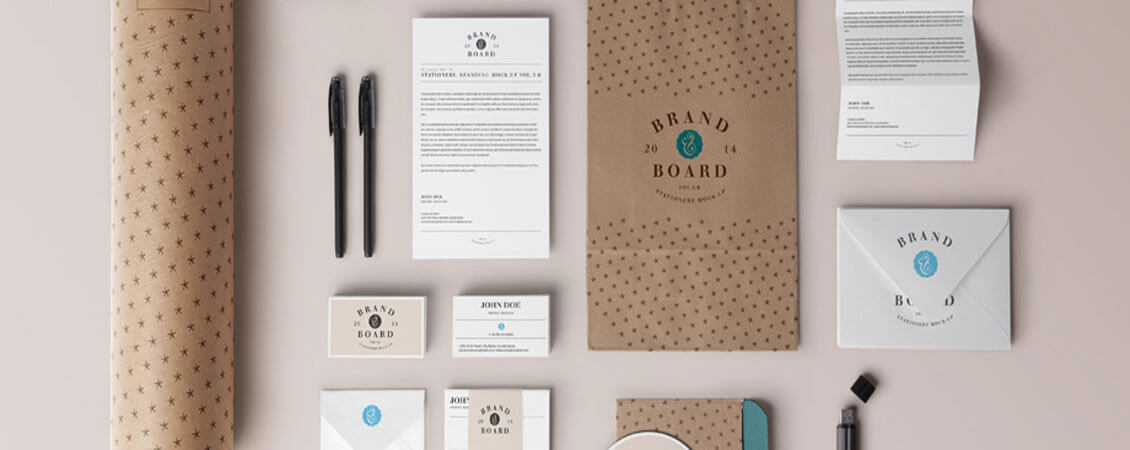 Stylish Business Stationery with a Personal Touch