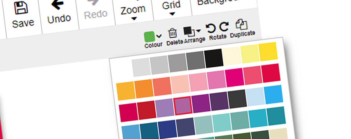 How to Choose Your Colours When Designing Online