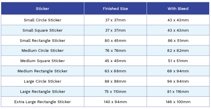 Paper Size Guide Flyer Poster Sizes In Cm Inches