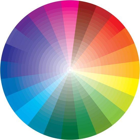 Pinterest%20colour%20wheel I nostri migliori consigli di progettazione per principianti Marketing per le aziende