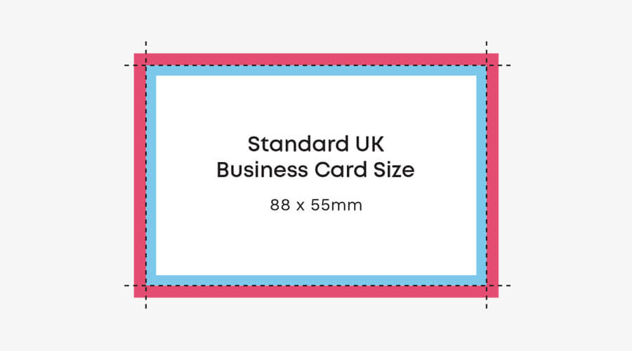 what size is a business card instantprint