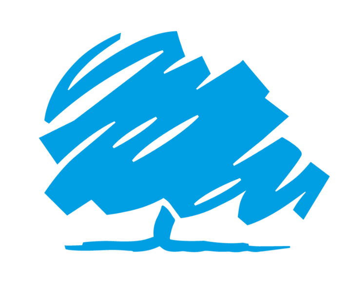 conservative party colour and logo