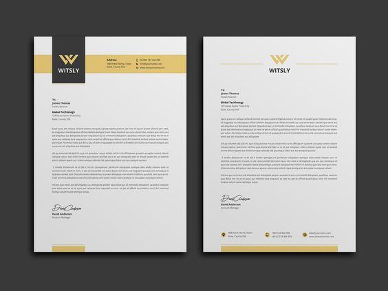 Letterhead Examples 13 Company Letterhead Samples Design Ideas Uk Instantprint