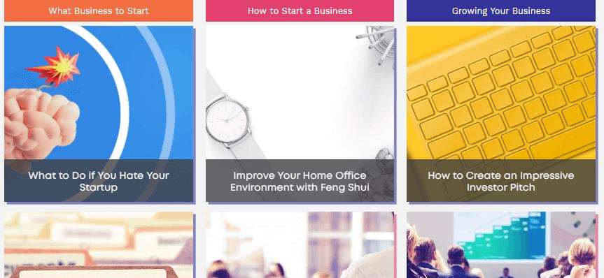 blog%20startup I nostri migliori consigli di progettazione per principianti Marketing per le aziende