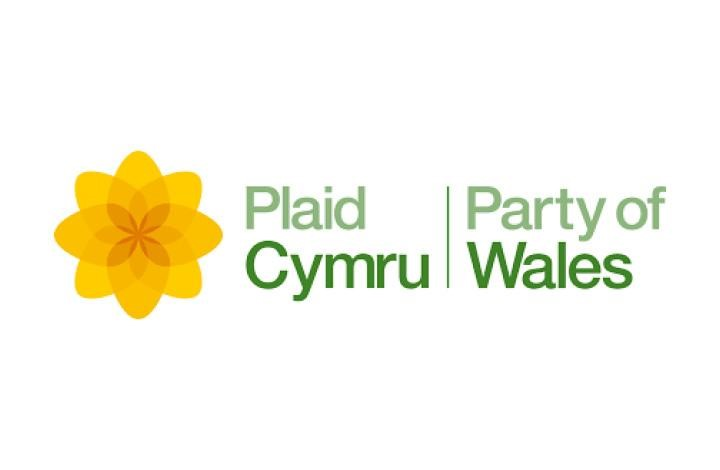 plaid cymru party political colours
