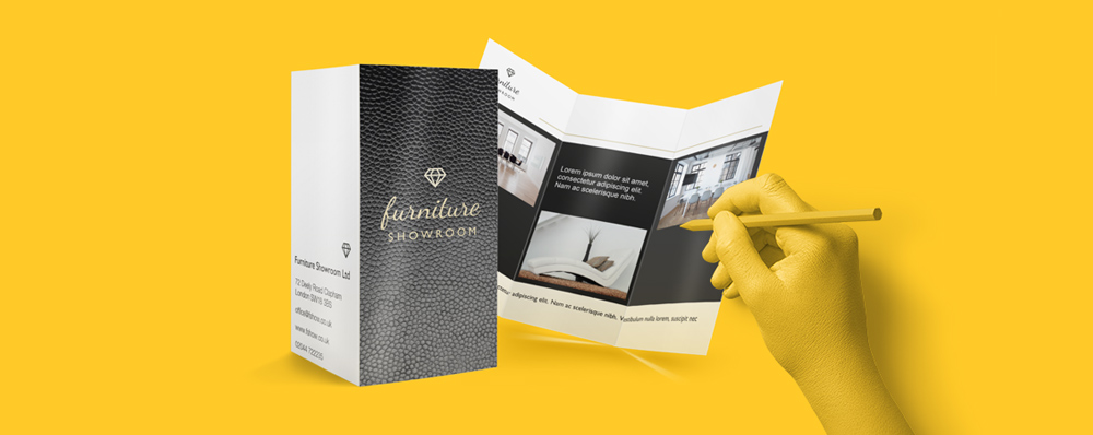 How to Design an Attractive Folded Leaflet