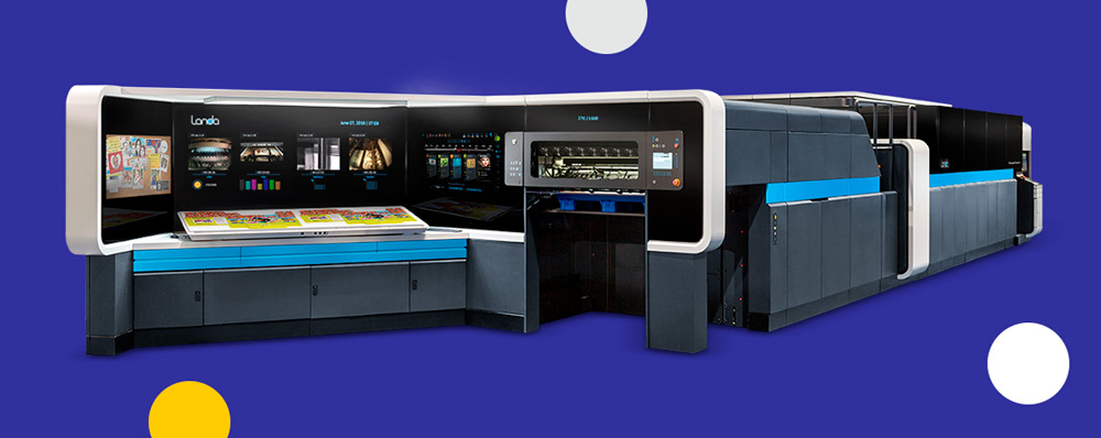 Printer Profile: Landa S10P Nanographic Printing
