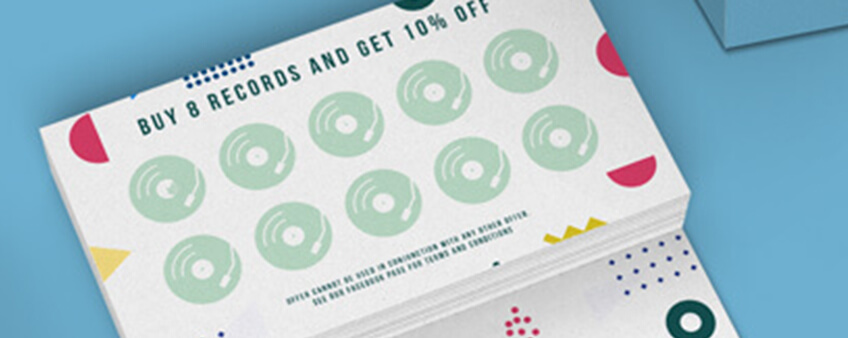 6 Clever Loyalty Card Ideas We Can't Get Enough Of