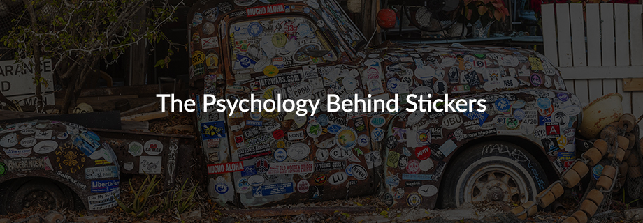 The Psychology Behind Stickers