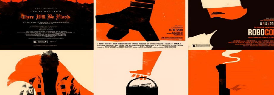 Minimalism Poster Design Inspiration From Films and Brands