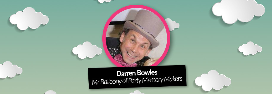 Inspirational Business Awards Finalists: Darren Bowles