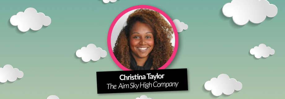 Inspirational Business Awards Finalists:  Christina Taylor