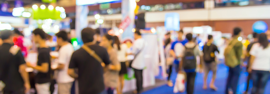 How to Draw a Crowd at Your Exhibition: Part 1- Prepping for the Event