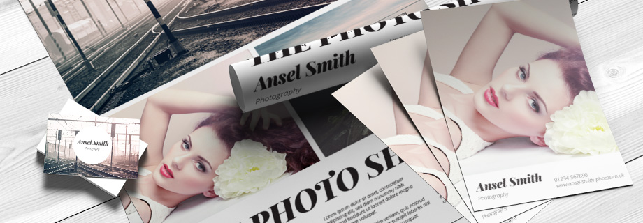 How to Create a Print Promotion Kit