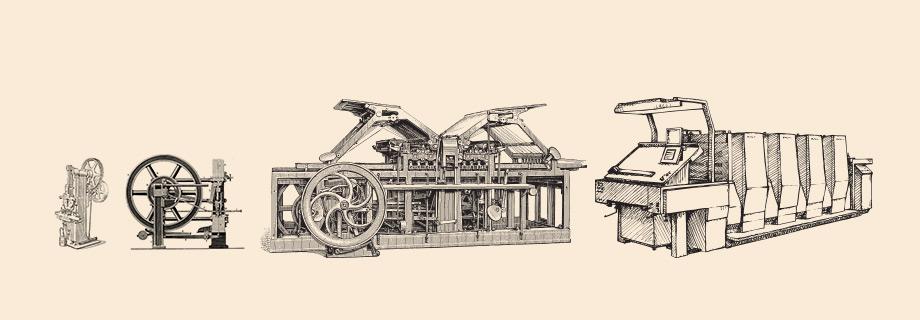 The Evolution of Print