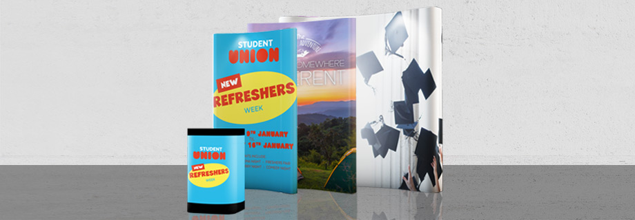 How to Set Up Your Exhibition Stand for Print