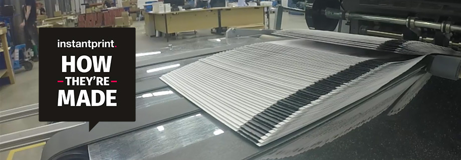 How They're Made: Booklets