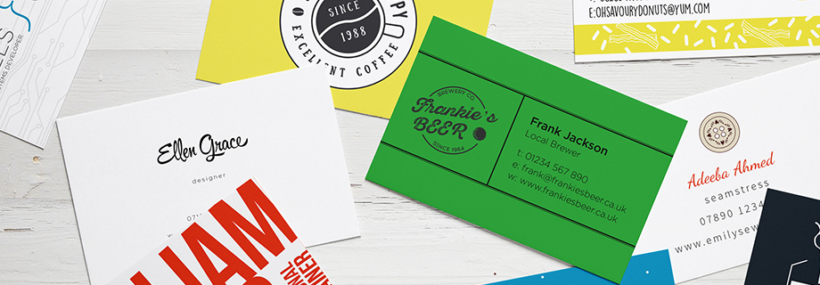 Customer Business Card Examples We're Insanely Jealous Of!