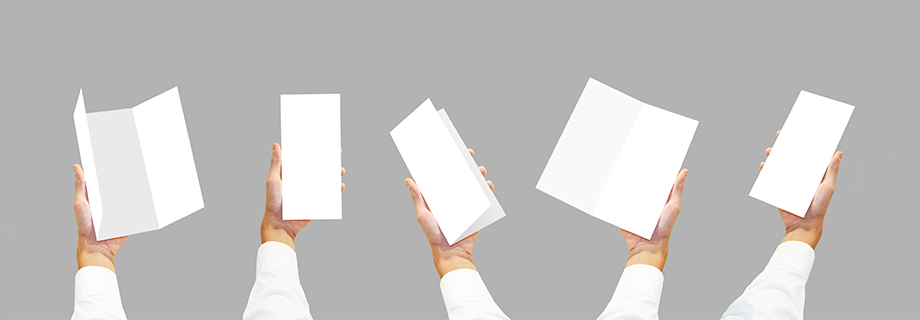 What is a leaflet actually meant to include? 8 things to NEVER forget when designing your leaflets.