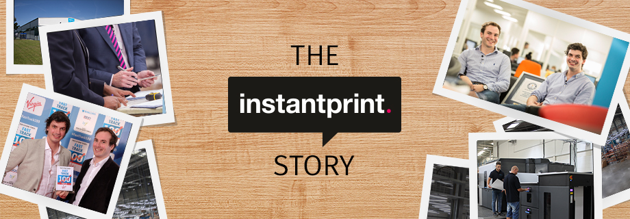 The instantprint Story