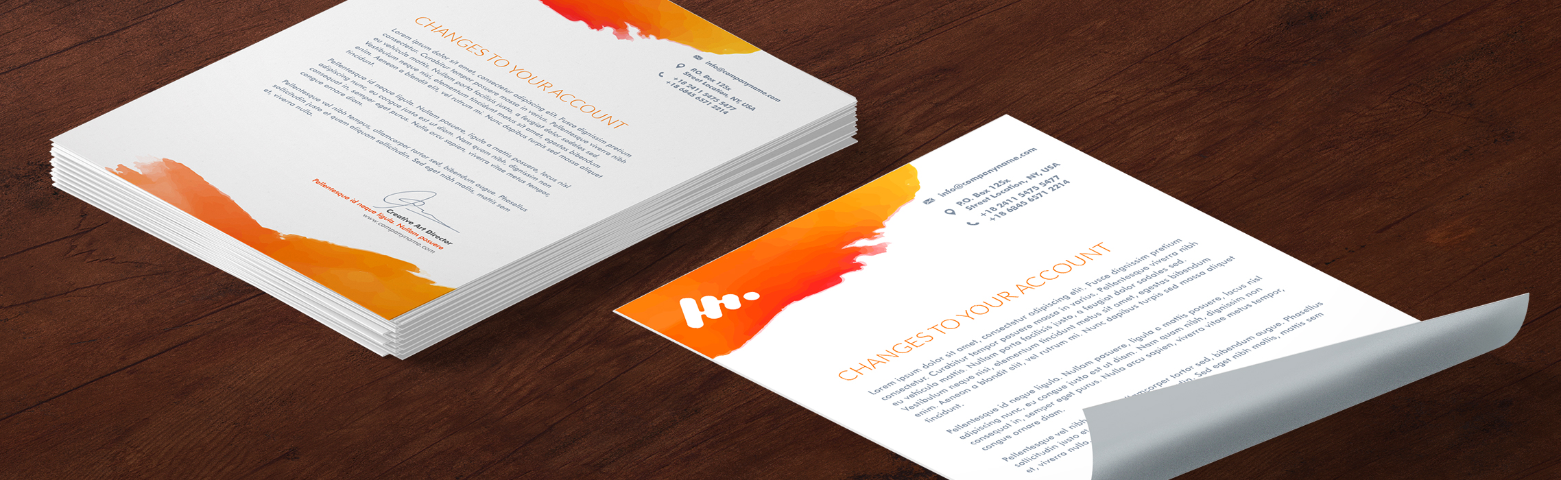 How to Design a Letterhead