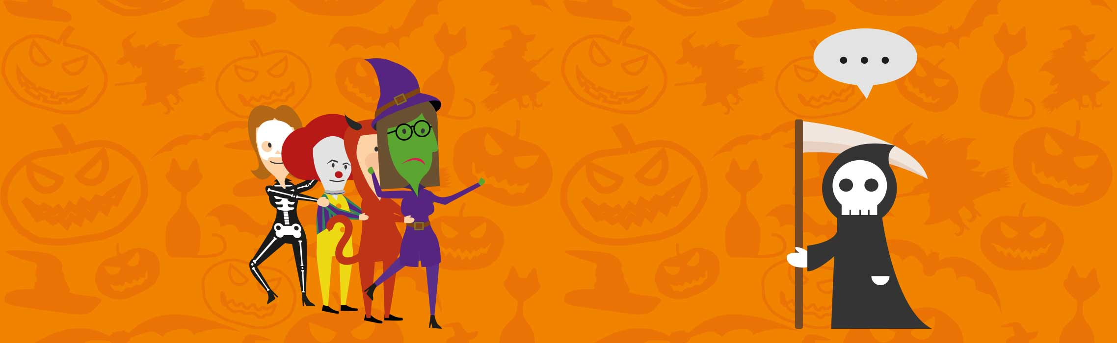 Which Halloween Characters Are In Your Office?