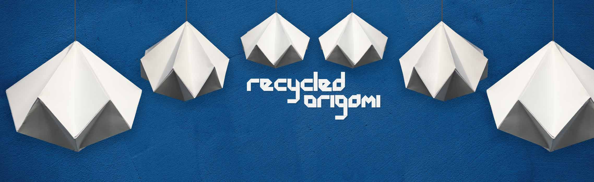 Recyclable Decorations: Origami Festive Ideas For Your Old Flyers
