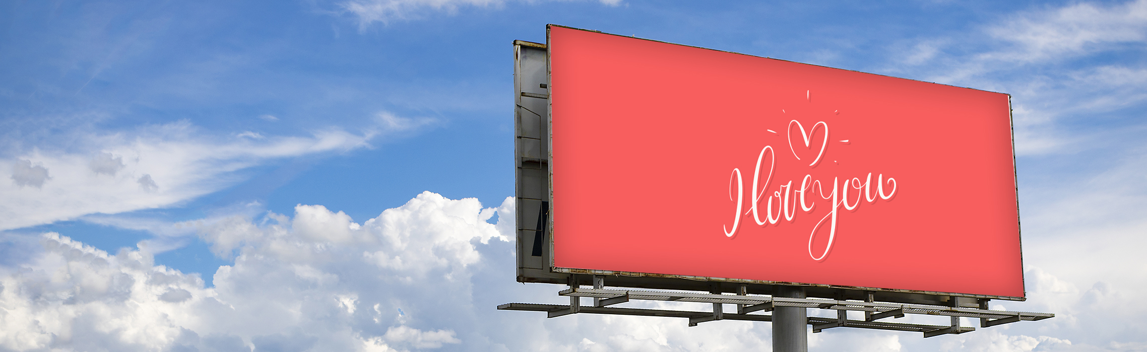 Over-The-Top Valentine's Billboards (And Some Savvy Brand Marketing)
