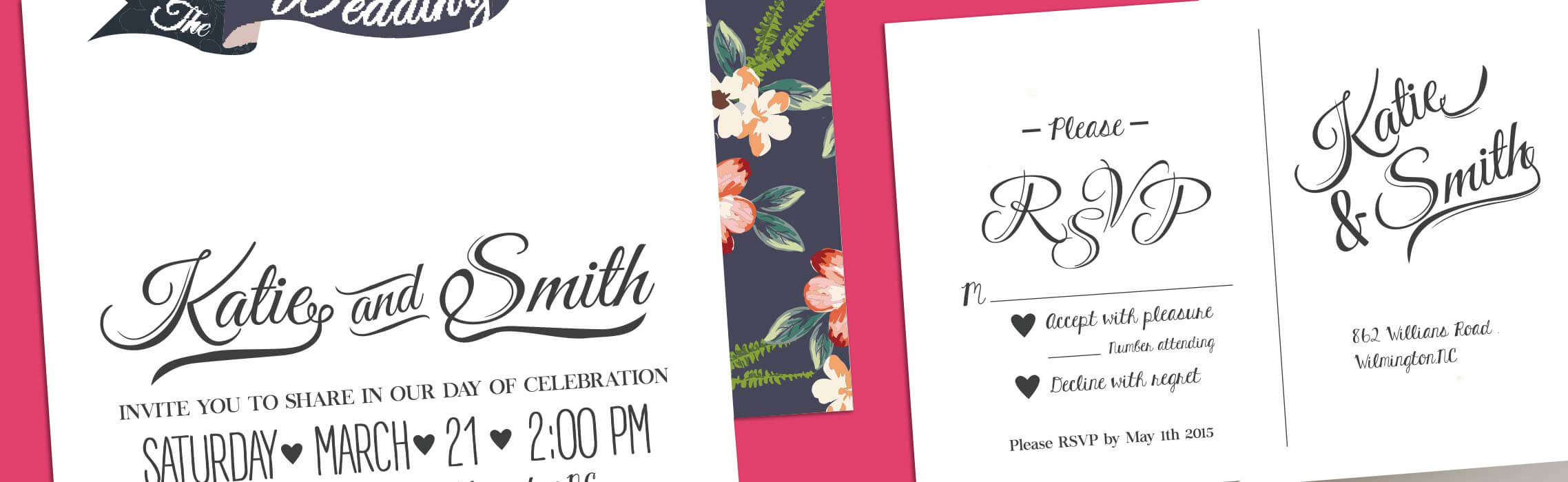 What to include on your Wedding Invitations