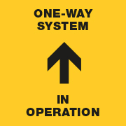 One way system