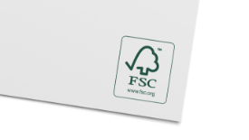 Add an FSC Logo