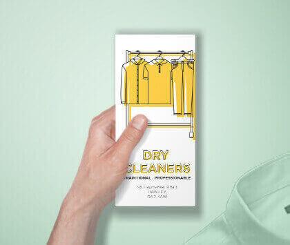 DL Flyers & Leaflets