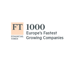 FT1000 Europe's Fastest Growing