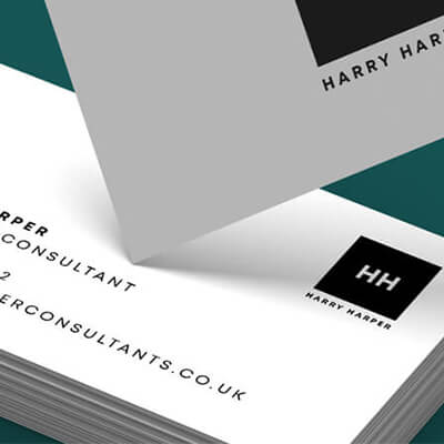 8 Corporate Business Cards with an Edge
