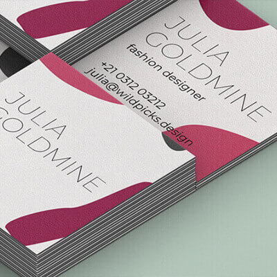 Business Cards Printing Personalised Business Card Design Online Uk Instantprint