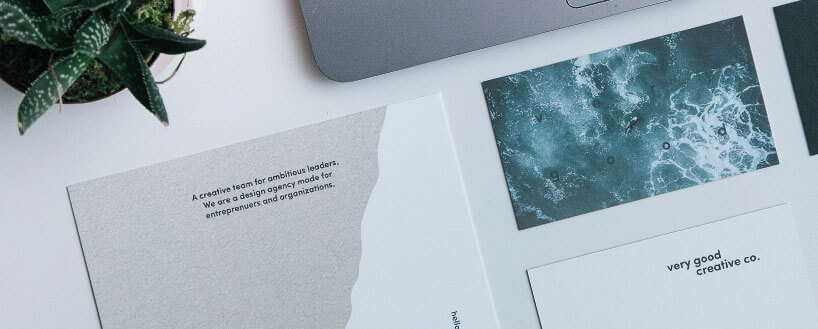 Designing the Perfect Business Stationery Set