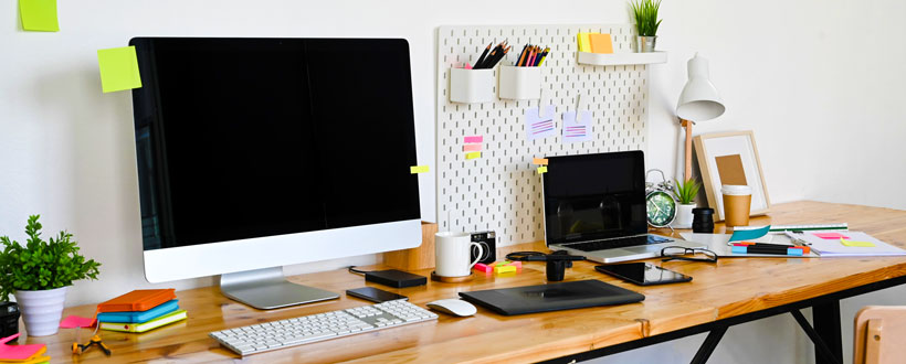 How to Create the Perfect Home Workspace