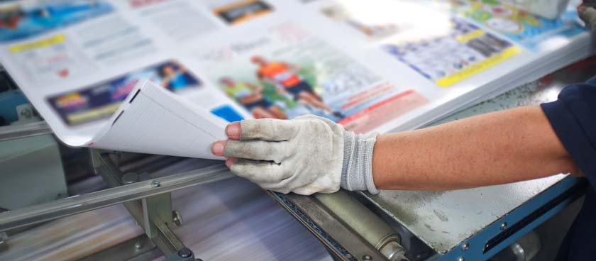 Five Benefits of Outsourcing Print
