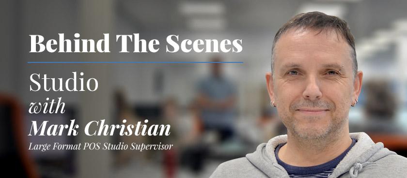 Behind the Scenes: Studio