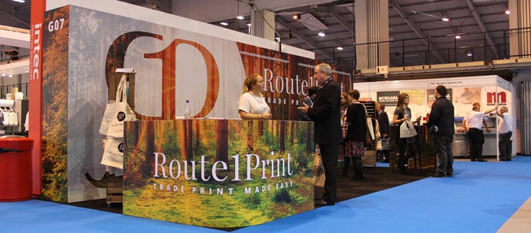 Our Time at The Print Show 2017