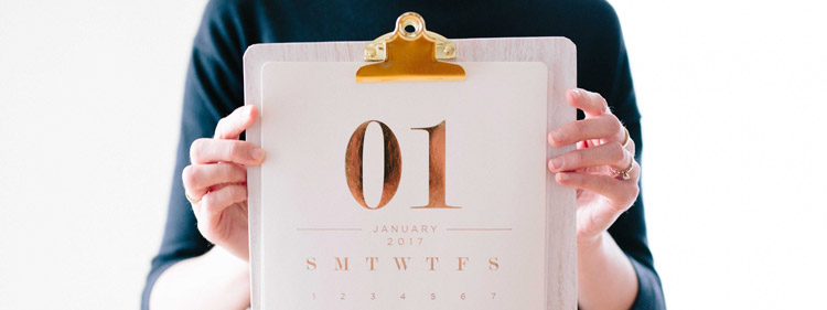Creative Calendars and Wall Planner Inspiration
