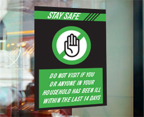 Do Not Visit Poster